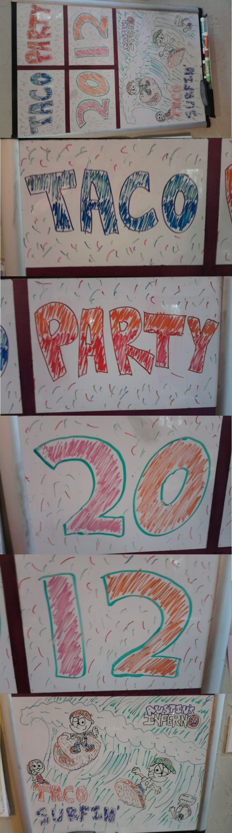 taco party 2012