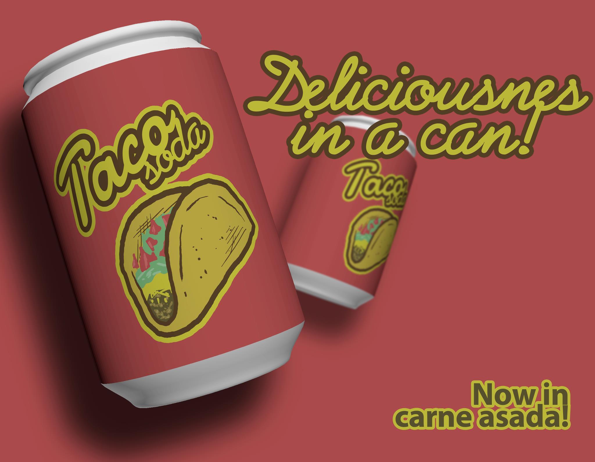 Fan Art: Taco Soda