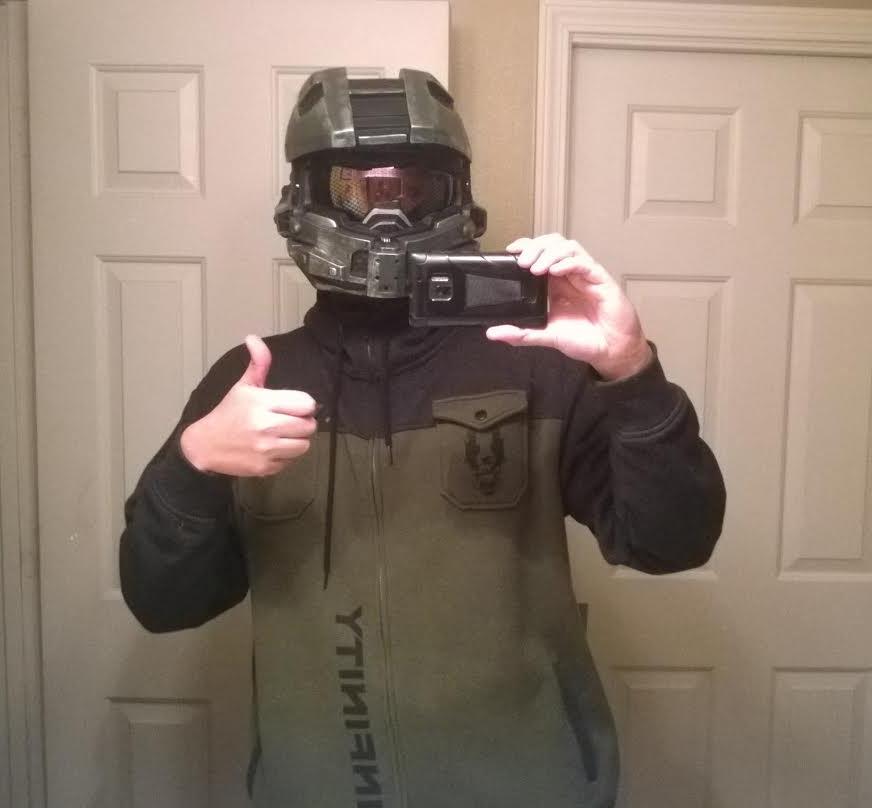 Halo clothes